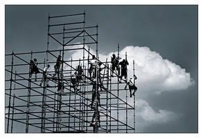 The Cloudbuilders by lorrainemd