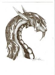 Dragon by PhoenixRising2006