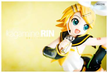 GSC Kagamine Rin by Skecchu