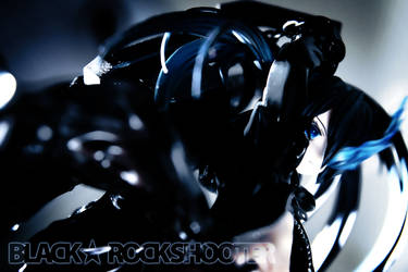 GSC - Black Rock Shooter by Skecchu
