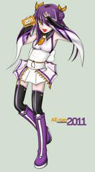 AE-tan 2011 Mascot Entry by Skecchu