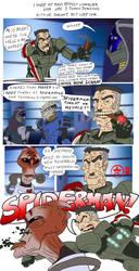 Daily Mass Effect Bugle by Dshotinthefacepirate