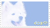 dog [stamp] by protest-songs