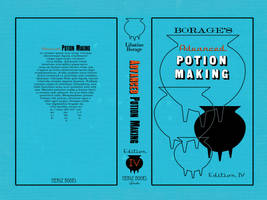 Advance Potion Making Book Edition IV by WiwinJer