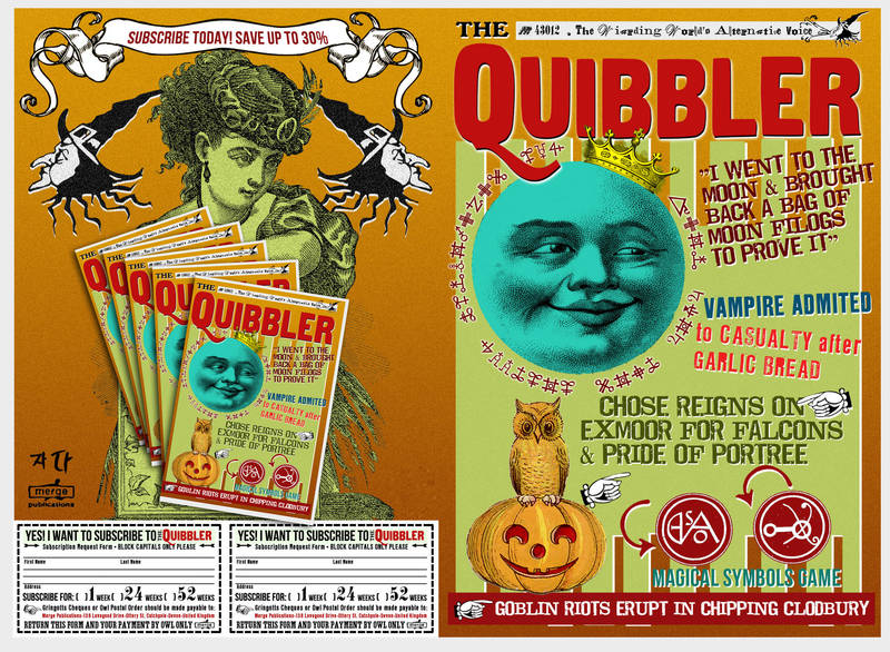 Quibbler 4 by WiwinJer on DeviantArtQuibbler Printable Cover