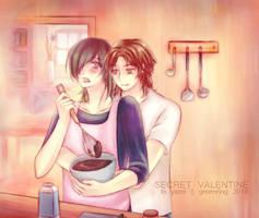 00 Secret Valentine for Yami by greenringchan