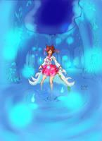 Dynasty Ahri by bluelightt