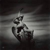 Lucifer - The Fallen by RainerKalwitz