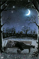 Novembernight by RainerKalwitz