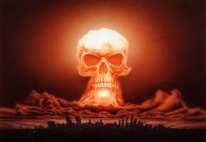 Nuclear Blast by RainerKalwitz