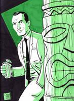Tiki Joe Mysteries by calslayton