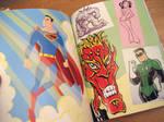Sketchbook Pages 3 by calslayton