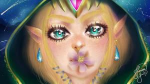 Zelda by JhessyJay