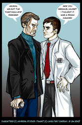 A terrible illness +House MD+ by LauraZel