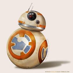 BB-8 by nma-art