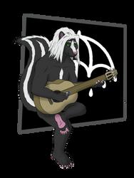 Skunk Music by jmillart