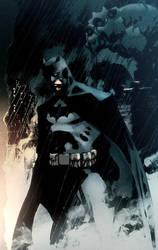 Jim Lee Batman quicky by dcjosh