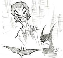 Late Knight sketchin by dcjosh