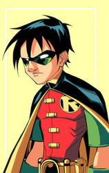 Kid Notorious Robin by dcjosh