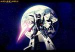 MACHINE WARS PROMO MEGS by dcjosh