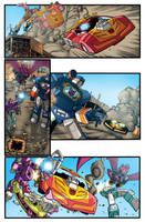 TFTM pack in comic pg6 by dcjosh