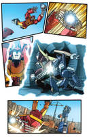 TFTM pack in comic pg7 by dcjosh