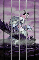 Samurai Jack issue 3 pg2 by dcjosh