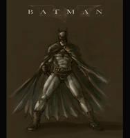 Batman by dcjosh