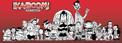 Ka-Boom Gang by KABOOMESTUDIO
