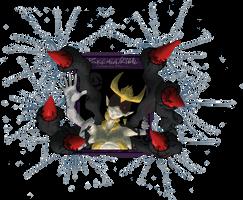 Pokemon Tribal | Ahusaka Shadow Meme by Aetherium-Aeon