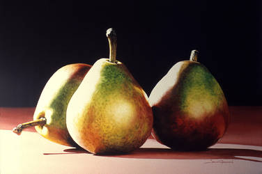 3 Pears by RSF24