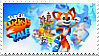 Super Lucky's Tale Stamp by DragonDrawer102