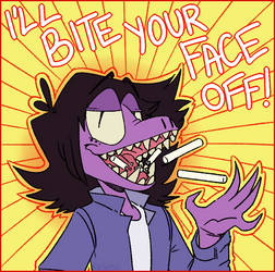 susie is just angry terezi and i love it by radrezi