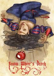 Snow White's Death by Fulvio84