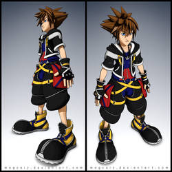Sora - Toon Shader by mogcaiz