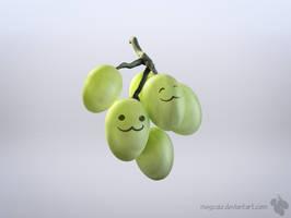 Green Green Grapes by mogcaiz