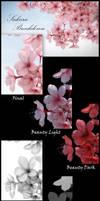 Kyoto Flowers - Breakdown by mogcaiz