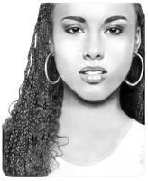 Alicia Keys Diary by AthenaTT