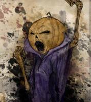 Ghostbusters - Samhain redux by T-RexJones