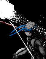 Blue Leo by T-RexJones