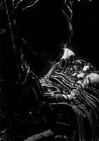 The Space Jockey by T-RexJones