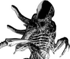 Alien by T-RexJones