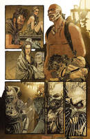 Mad Max: Fury Road - Furiosa #1 Page 4 by T-RexJones