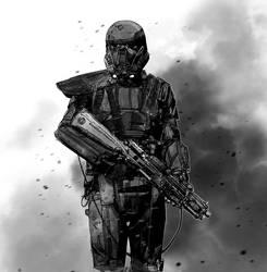 Deathtrooper by T-RexJones