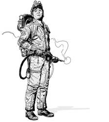 Yes, I'm *Doctor* Venkman... by T-RexJones