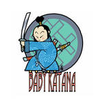 BABY-KATANA-2 by LEQUARK