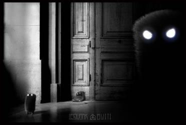 THE BAD CLUEDO by LEQUARK