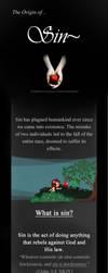 Bible answer #3 - Sin by PoppyCorn99