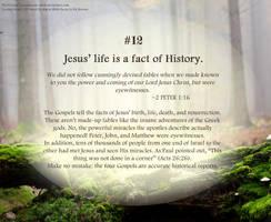 Bible Refresher 52 - Amazing Reality by PoppyCorn99