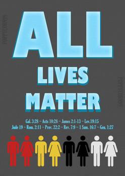 All Lives Matter by PoppyCorn99